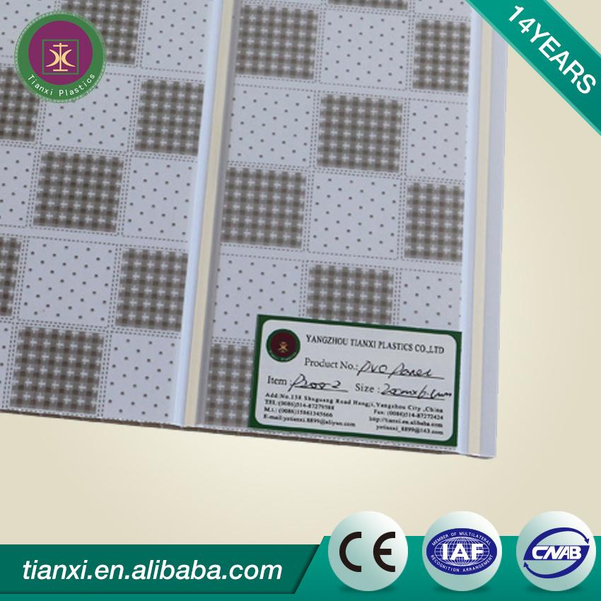 [Hot Item] Various Types of Bangladesh PVC Gypsum Ceiling Pictures Bulk  Production