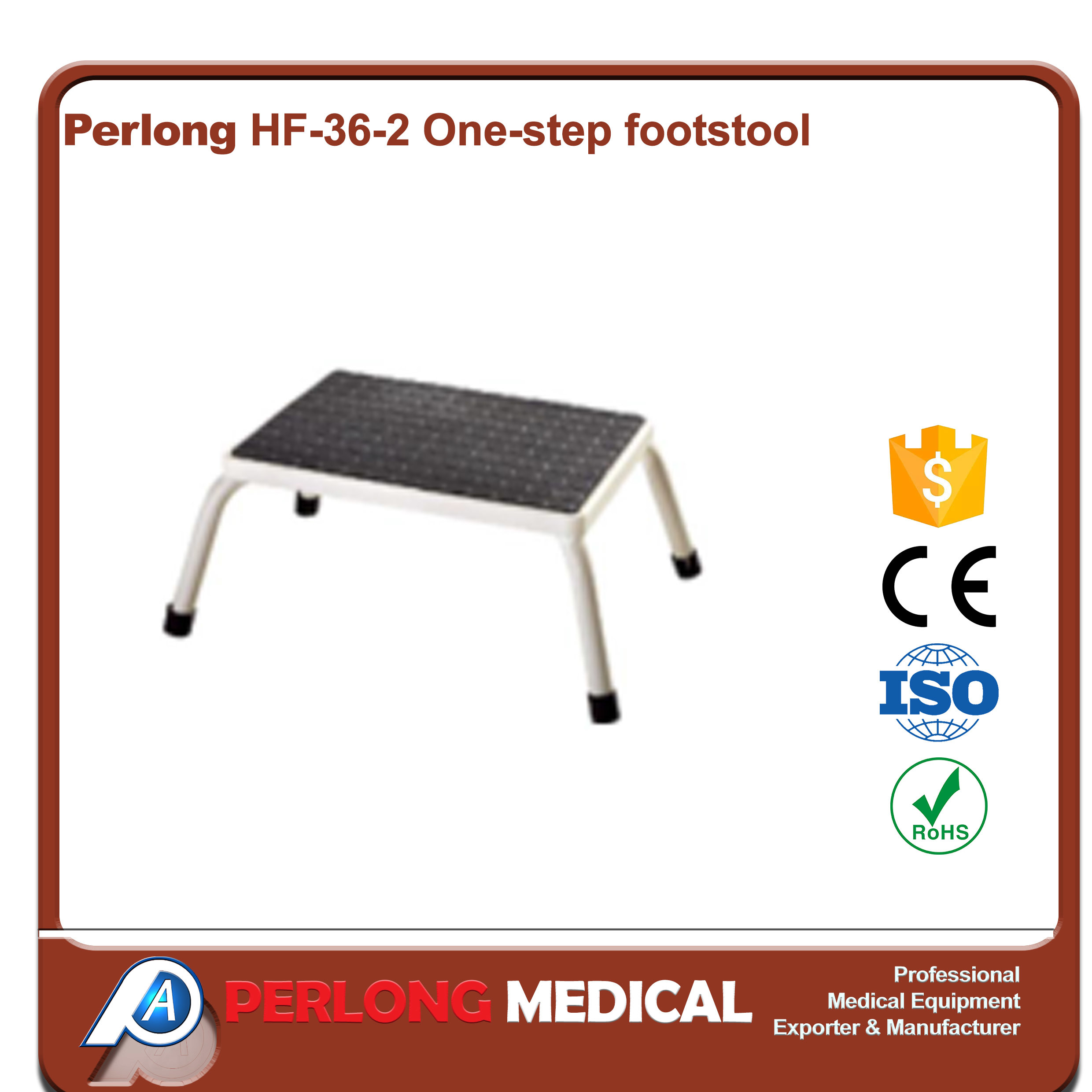Fantastic Hot Item One Step Footstool Stainless Steel Hf 36 2 Caraccident5 Cool Chair Designs And Ideas Caraccident5Info