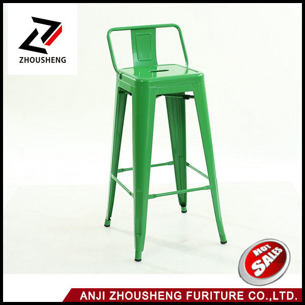 Modern Style Metal High Chair Bar Stool Bar Furniture for Sale Bar Stool Zs-T-630xb