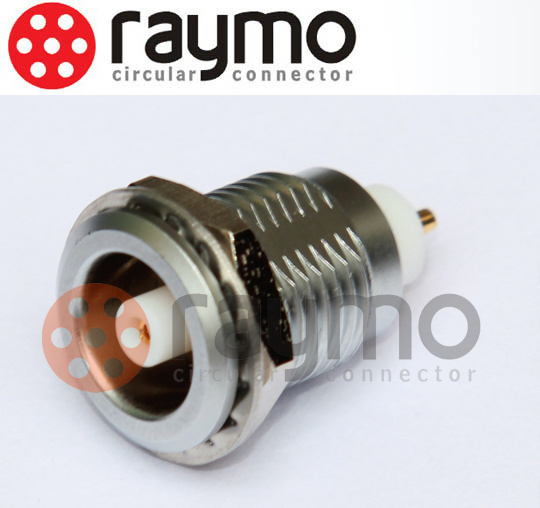 Half Moon S Series Male Female Plug Circular Push Pull Connector for Medical Device pictures & photos