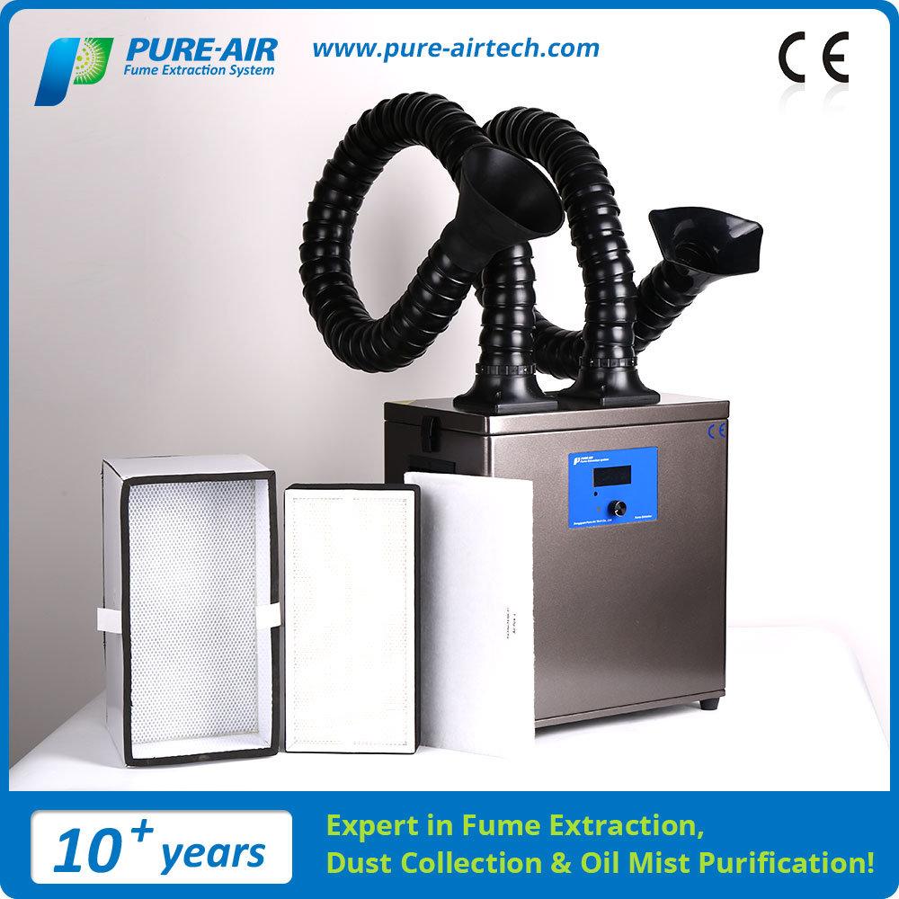 China Pure-Air Nail Dust Collector for Nail Polishing Dust ...