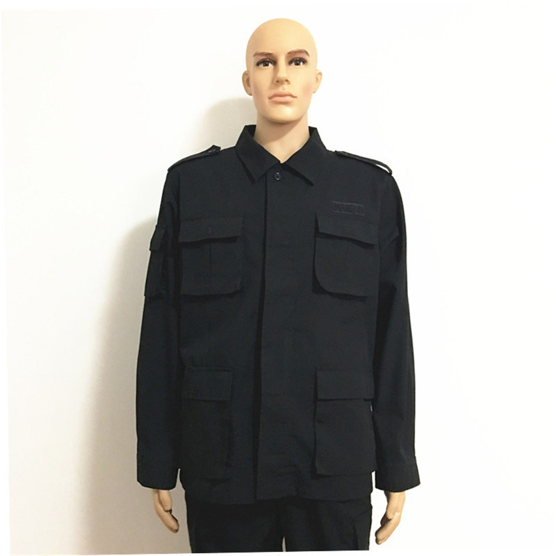 Twill Durable Construction Coverall Safety Multi-Pockets Workwear