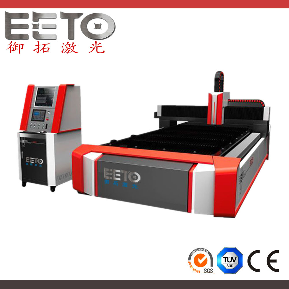 500W Fiber Laser Cutting Machine with Certificate of Design Patent pictures & photos
