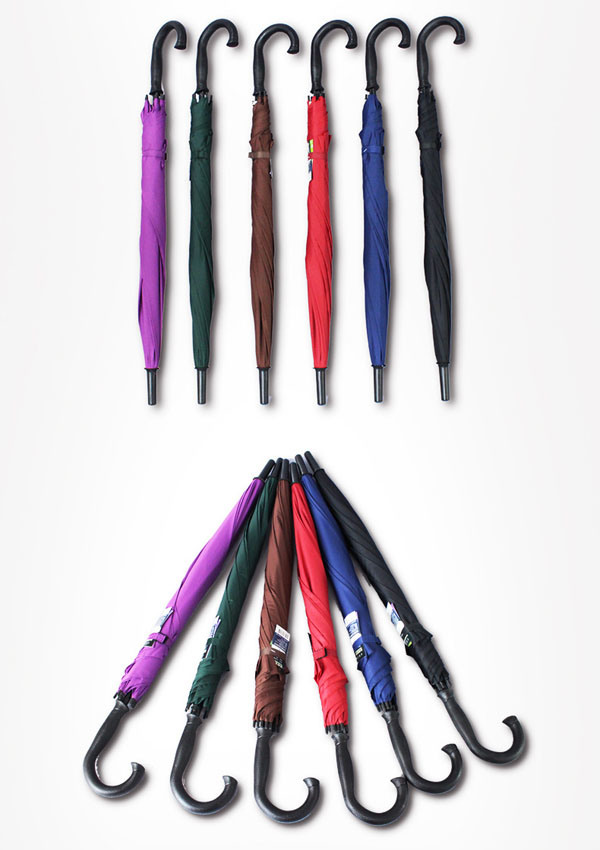 Auto Open Manual Colsed Straight Umbrella Wholesale High Quality Umbrella pictures & photos