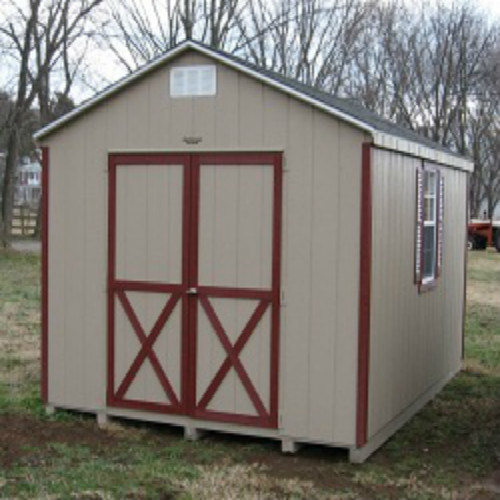 Light Prefab Storage Shed With Ce Certification