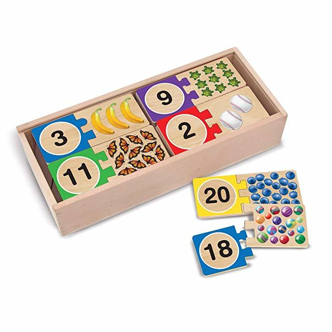 China Self-Correcting Number Puzzles, Developmental Toys ...