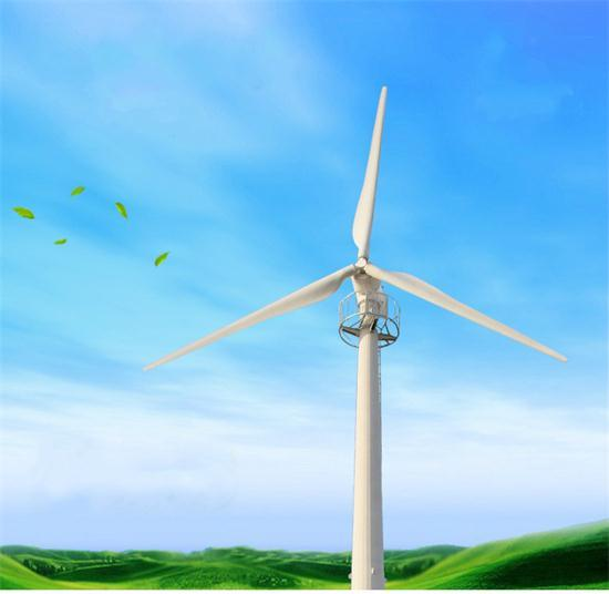100kw High Efficiency Wind Generator for Sales Horizontal Axis Wind Power Turbine pictures & photos
