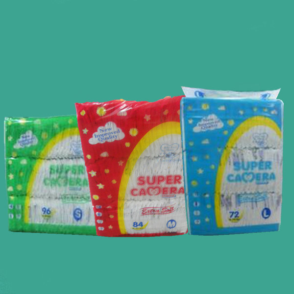High Absorption Disposable Camera Baby Diapers pictures & photos