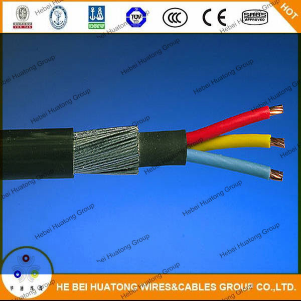China UL1277 14AWG Standard Tray Cable Tc Cable - China Control ...