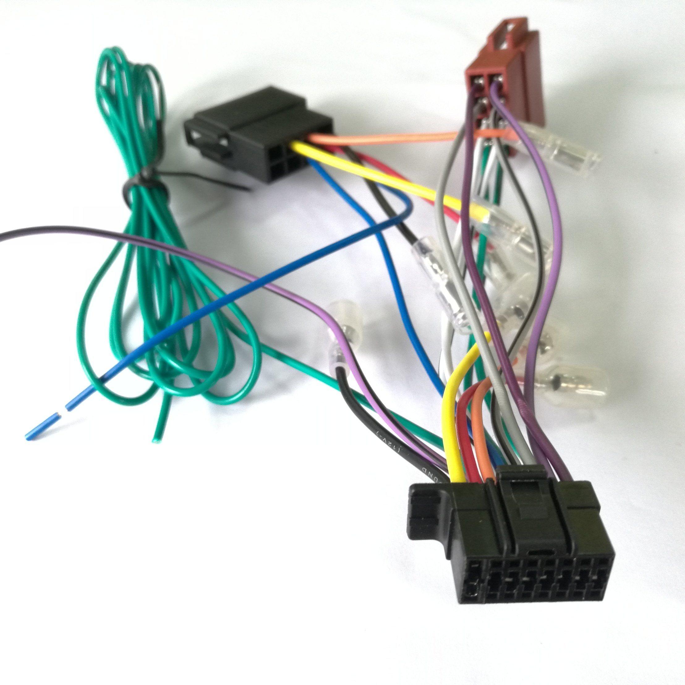 [Hot Item] Chrysler Voyager Honda Car Stereo Radio Wiring Harness  on