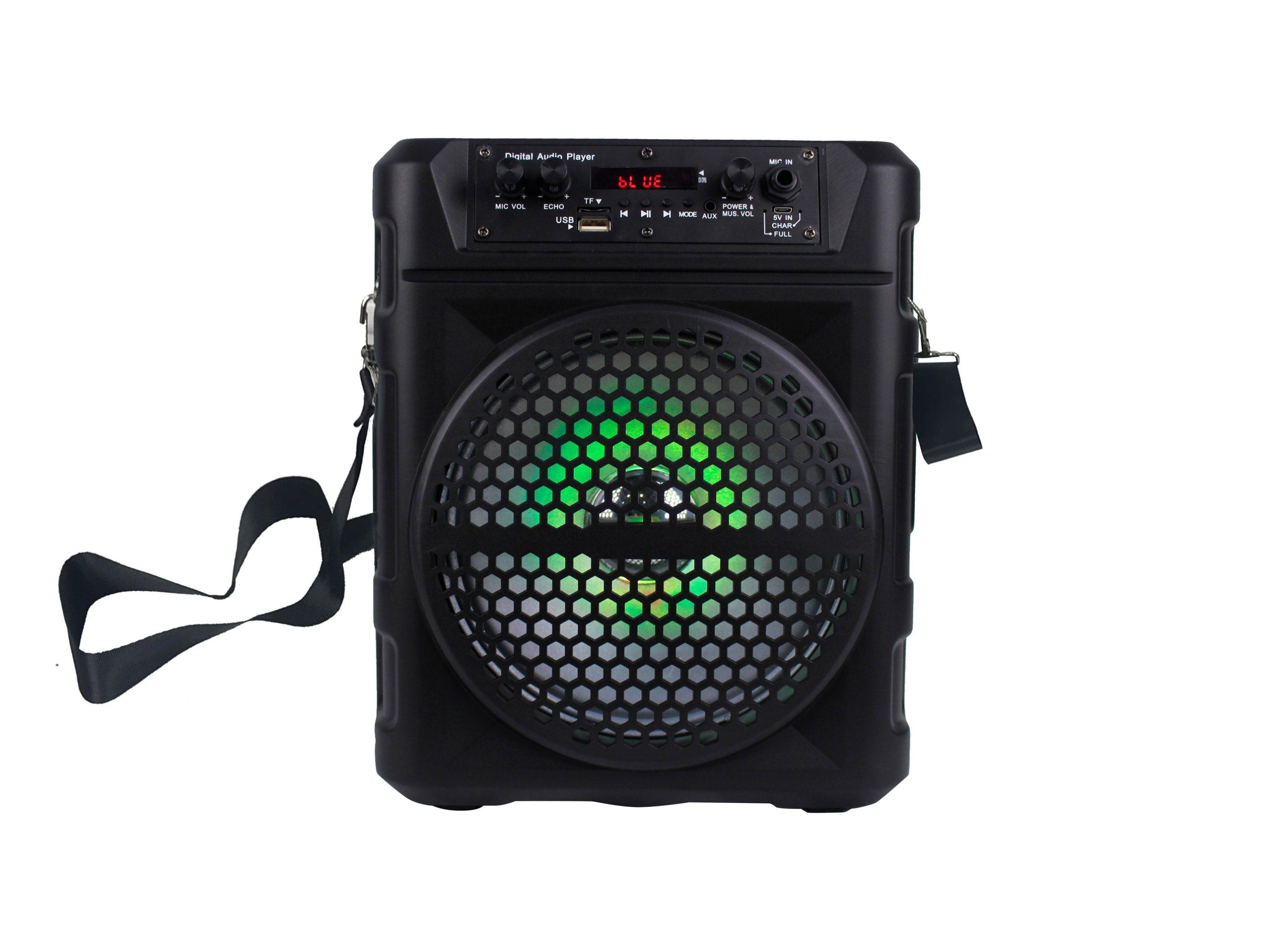 8inch Mini Karaoke Rechargeable Battery