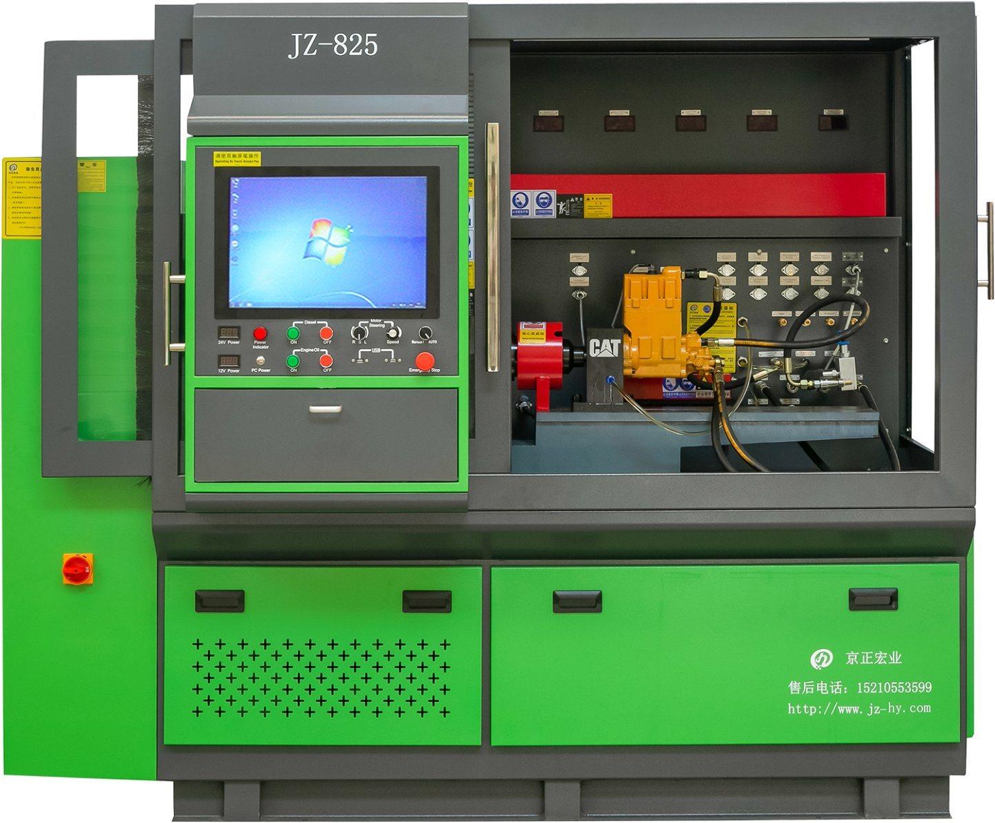 [Hot Item] Diesel Common Rail Testing Equipment Testing Machine Fuel  Injection Pump Test Bench