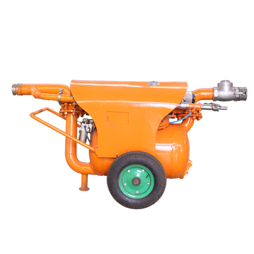 Mining Dredge Pneumatic Desilting Pump