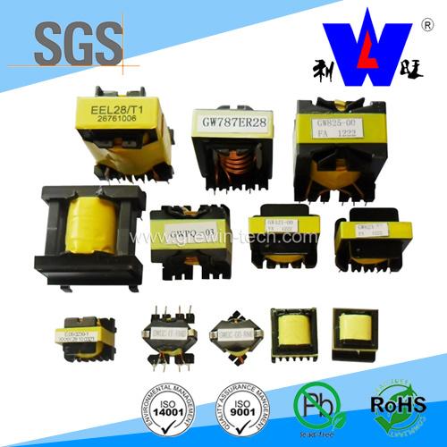 Small PCB Miniture Transformer, PCB Transformer and Audio Equipment Transformer