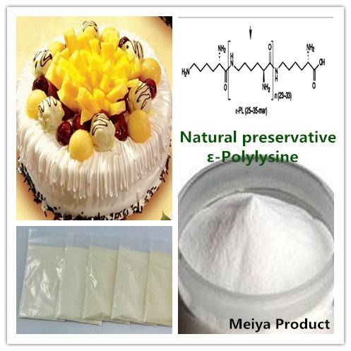 [Hot Item] Natural Preservative/Antibacterial Powder E-Polylysine for Baked  Food