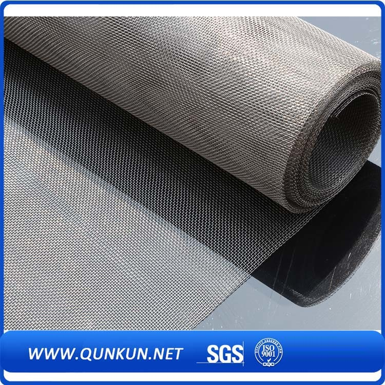 304 Stainless Steel Wire Mesh 1 Micron for Filter pictures & photos
