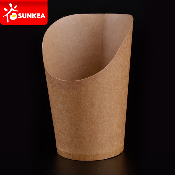 Wholesale Disposable Paper French Fries Box pictures & photos
