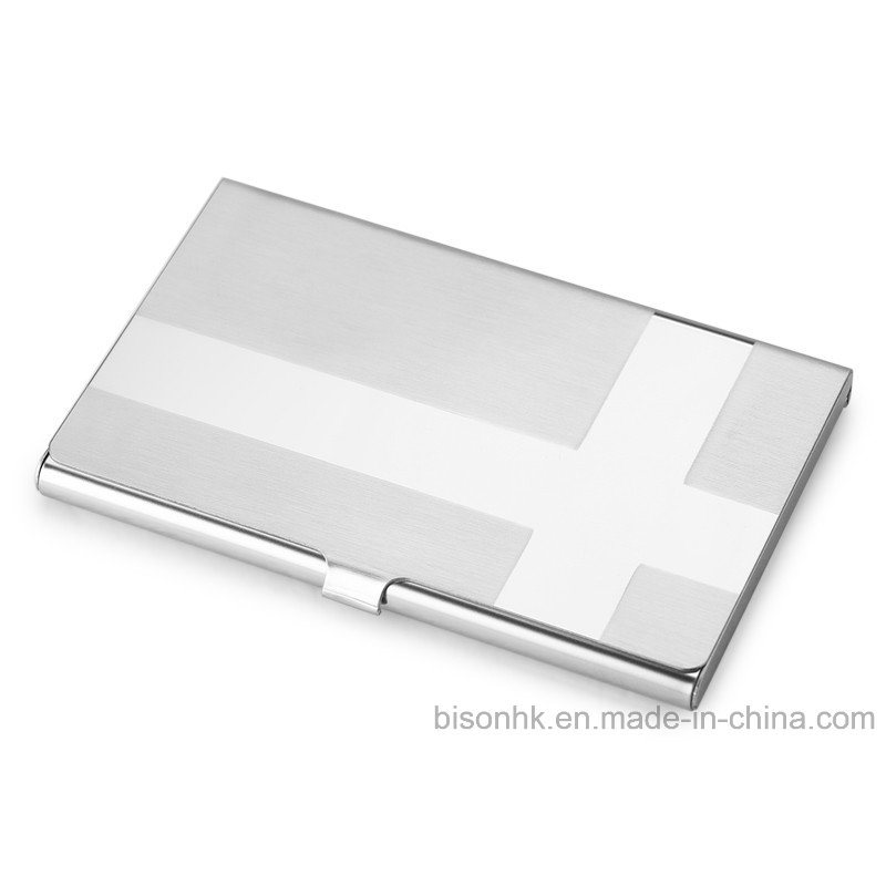 China High Quality Stainless Steel Business Card Holder with Laser ...