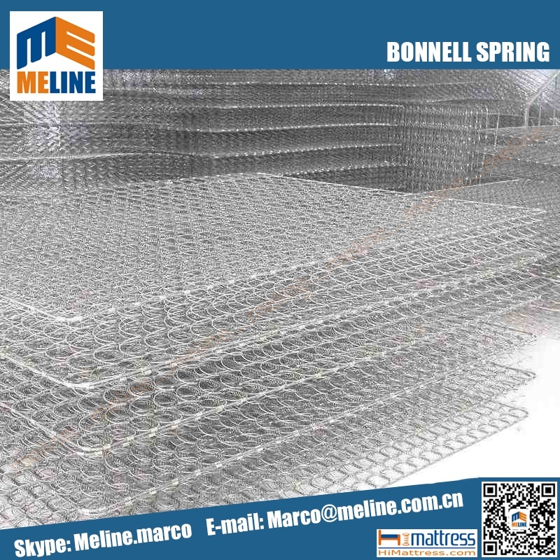 China High Carbon Steel Wire Bonnell Spring for Mattress, Quality ...