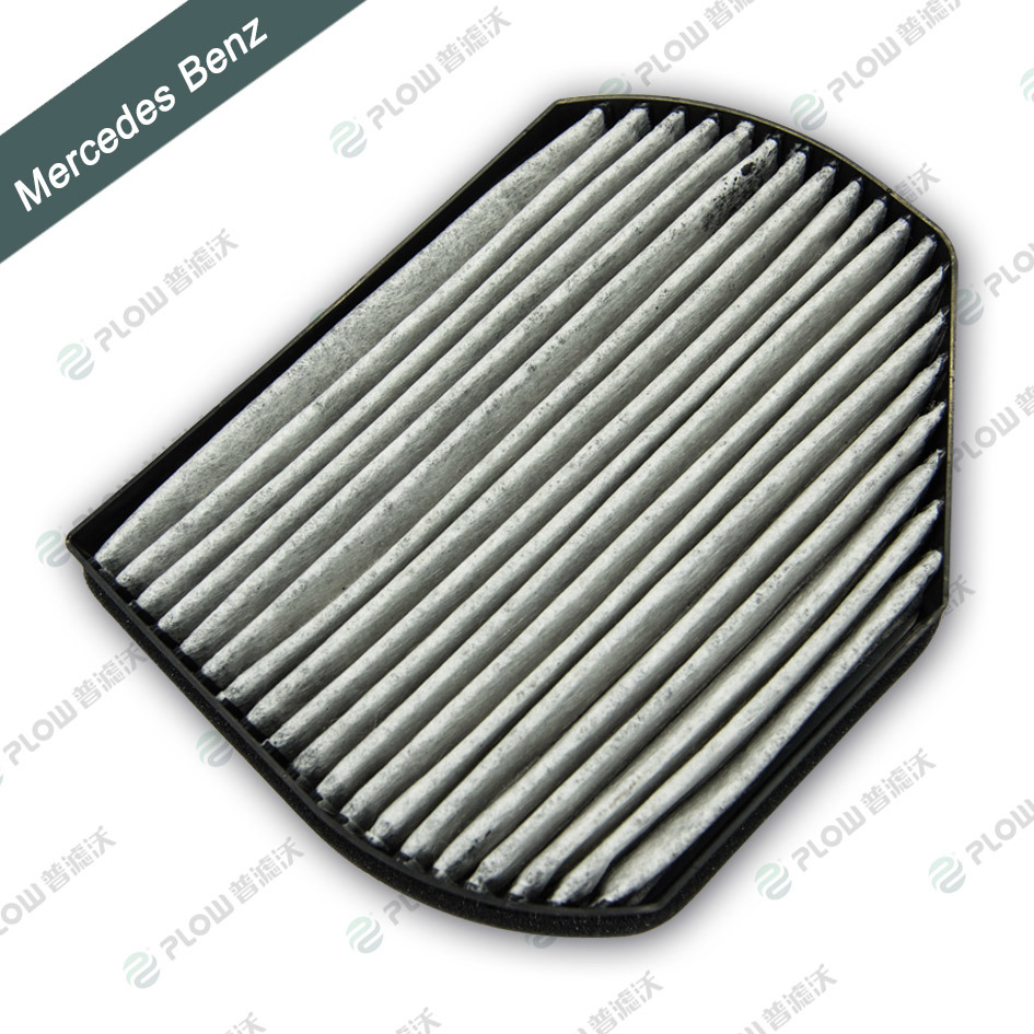 China Activated Charcoal Hepa Cabin Air Filter For Mercedes Benz Fuel On M2 2028300318 Auto Filters Aftermarket Car