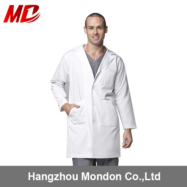 Doctor′s Gown Lab Wholesale Medical Uniform in China - China Doctor ...