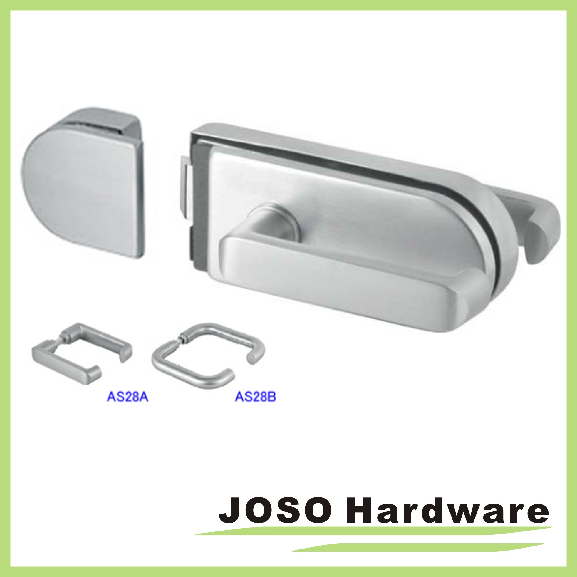China Handle Key Lock Sliding Glass Door Flip Lock Gdl018d 2