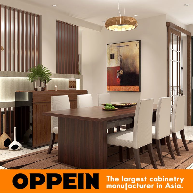 Modern High Quality Natural Wood Grain Wholesale Hotel Furniture (OP16-HOTEL01) pictures & photos