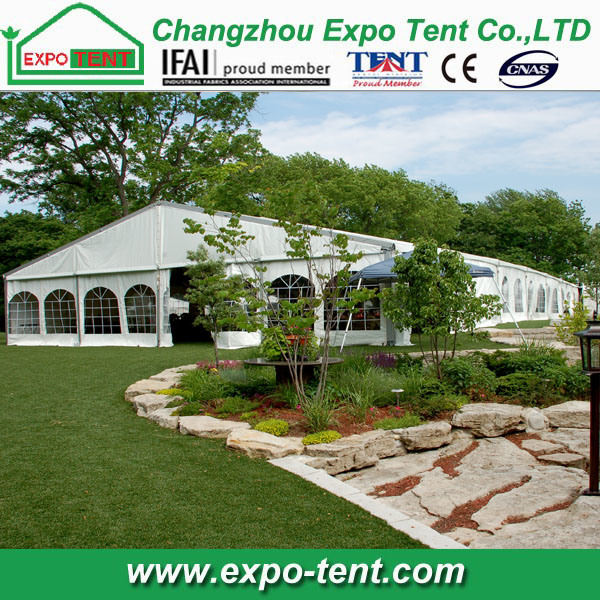 Manufacture Marquee Event Tent with White PVC Fabric pictures & photos