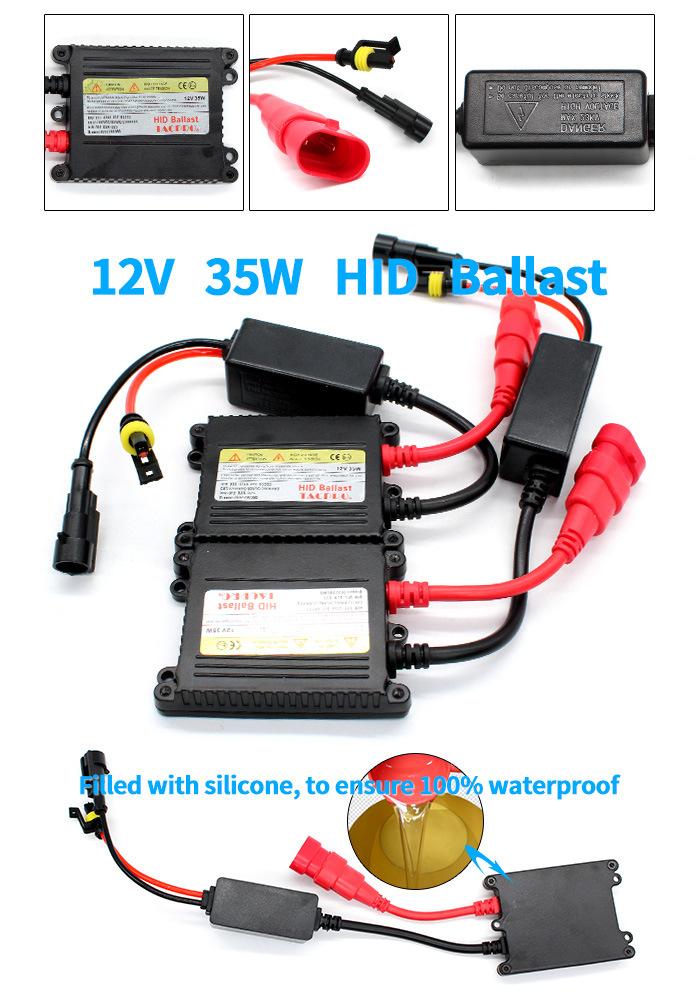 China New Promotion HID Distributors HID Xenon 35W Kit Xenon HID H7 ...