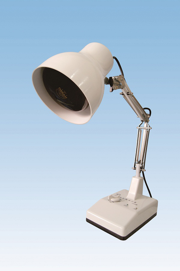 Infrared Lamp (200 type-100W) with Special Kind of Medical Bulb for Acute Catarrhal Otitis Media, Disease of The Temporomandibular Joint (TMJ disease) , etc.