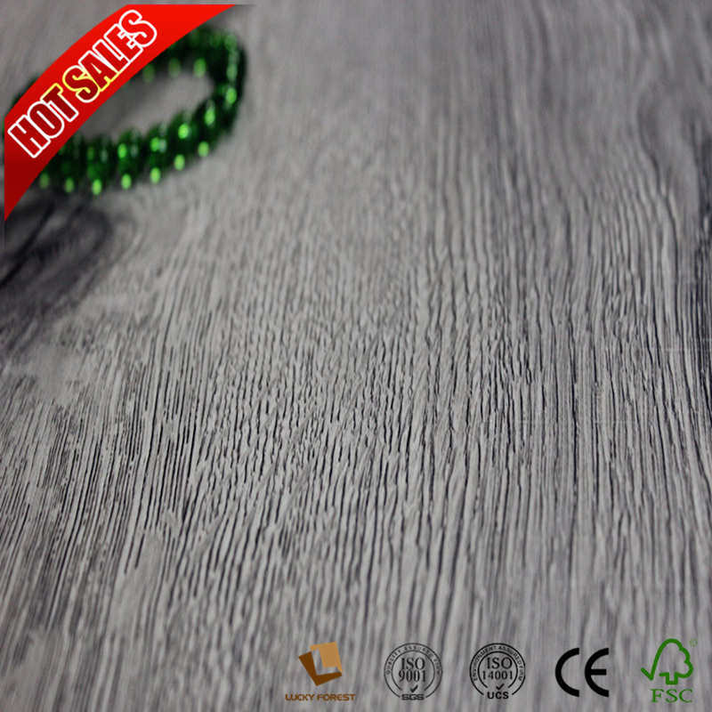 China 8 3mm Small Embossed Timber Laminate Flooring Hardwood Building Material
