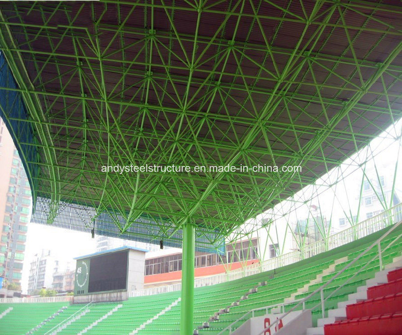 Space Frame Materials Made in China Factory for Roofing System ...