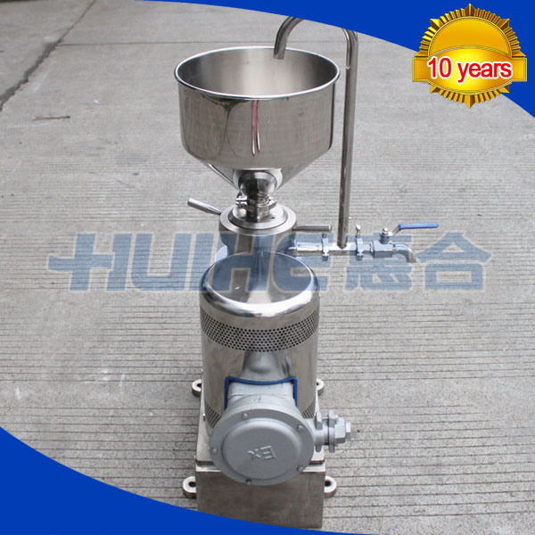 Stainless Steel Colloid Mill for Milling