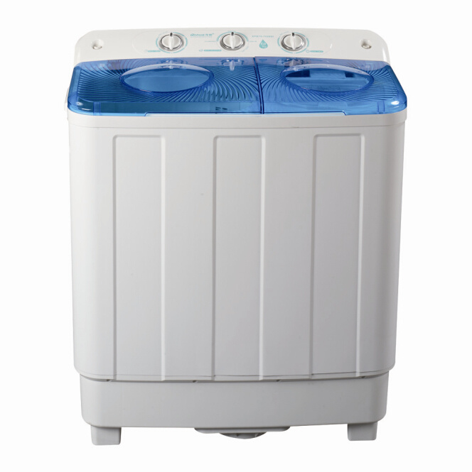 7.0kg Semi Automatic Twin-Tub Top-Loading Washing Machine for Model XPB70-7029SIA