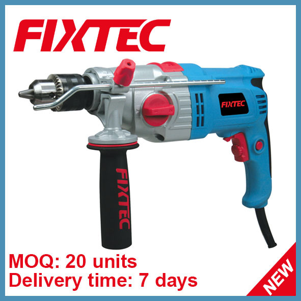 Fixtec Power Tools 600W 13mm Impact Drill Drilling Machine