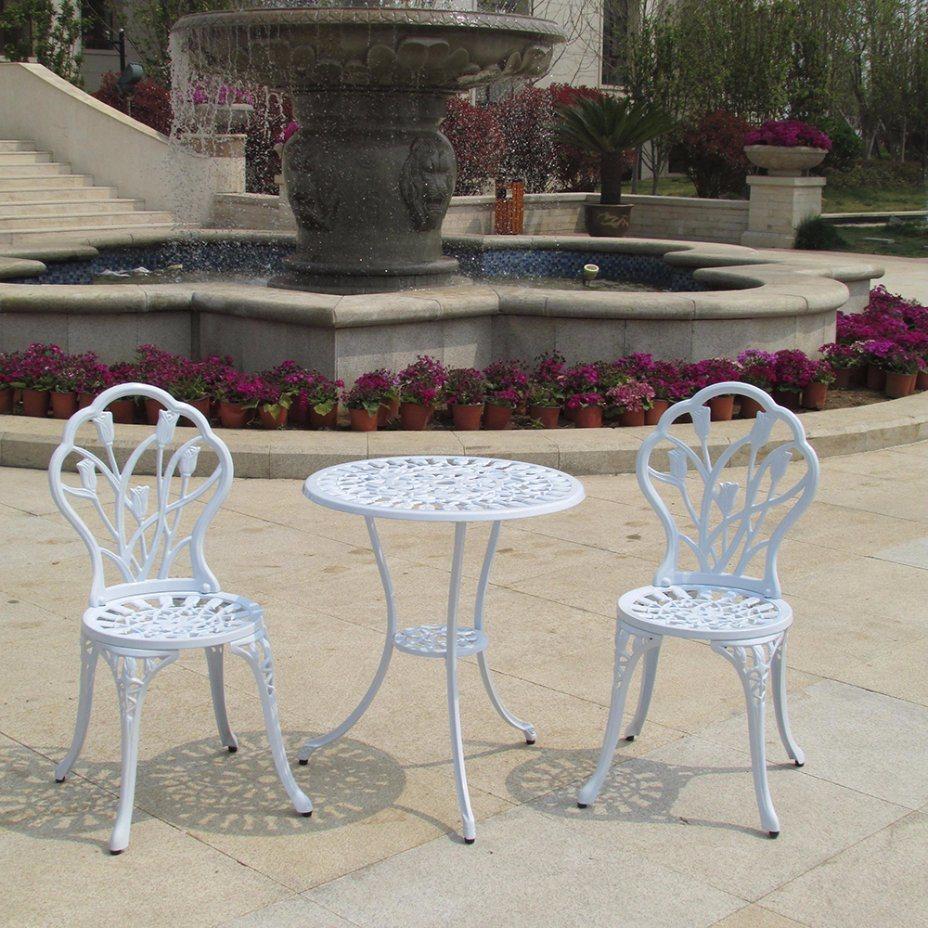 Garden furniture for outdoor sleeping