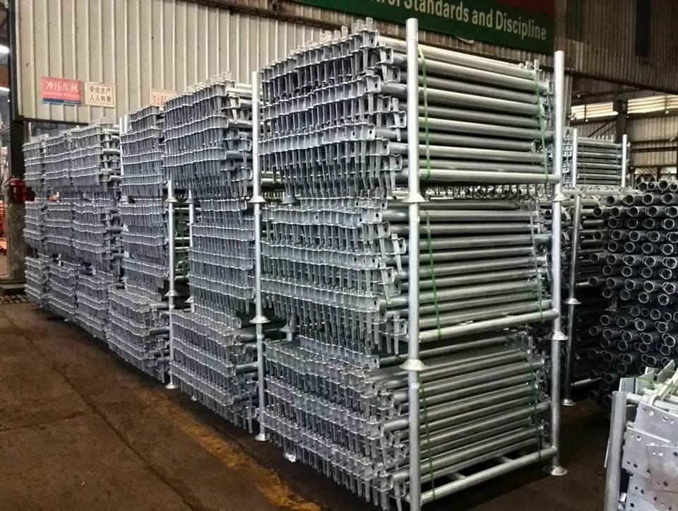 As1576 Australia Kwikstage System Scaffolding for Construction pictures & photos