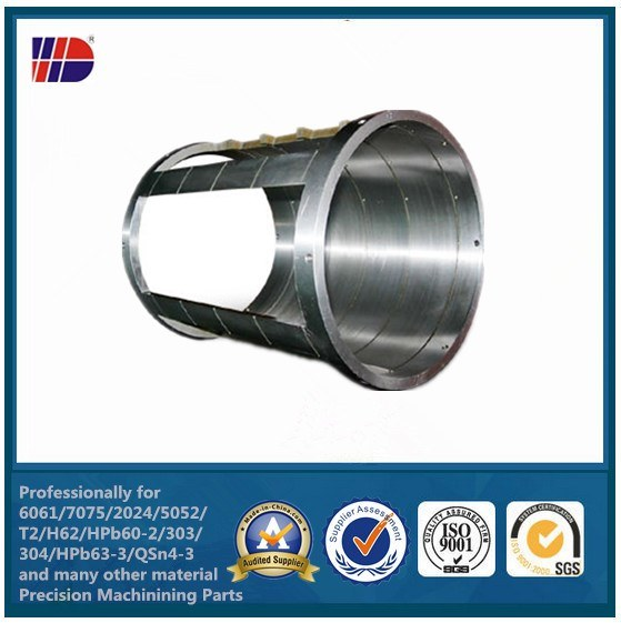 Customized High Precision Stainless Steel Machining for Lathe Parts