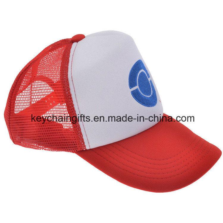 f3689c0a04421 China Anime Go Ash Ketchum Embroidery Logo Baseball Hat Photos ...