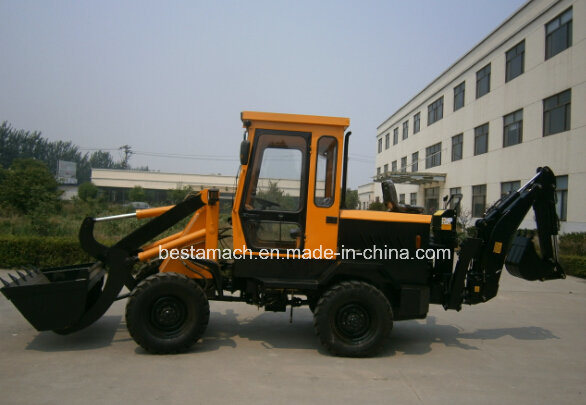 Front End Backhoe Loader pictures & photos