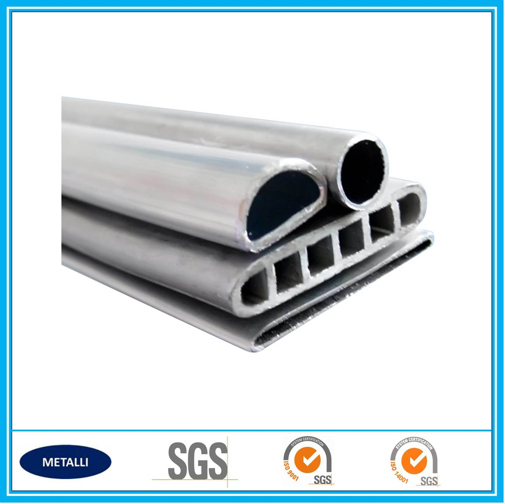 Radiator Tube with Competitive Price