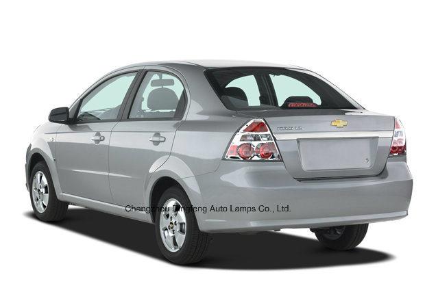 China Car Parts Back Bumper For Chevrolet Aveolova 2007 Oem