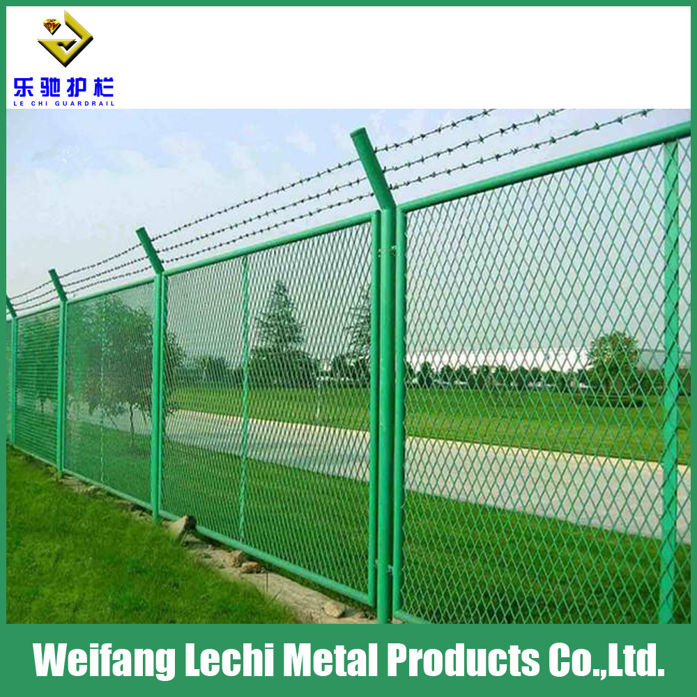 China Diamond/Frame Welded Security Steel Wire Mesh Fencing Panel ...