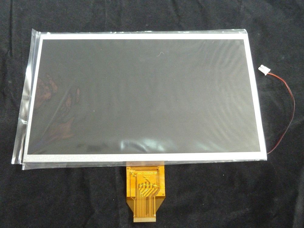 10.1inch LCD Screen 1024X600 Car Monitor MID LCD Display