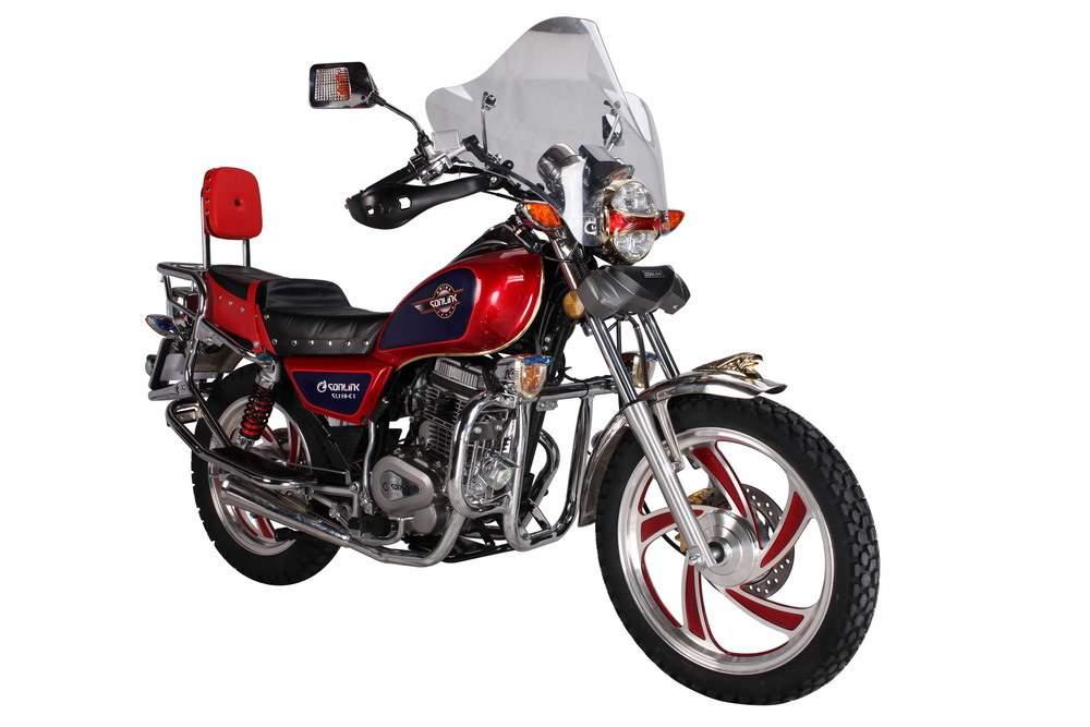 China 50cc 125cc Mini Classic Chopper Honda Gn125 Moto Motorcycle SL125 C1