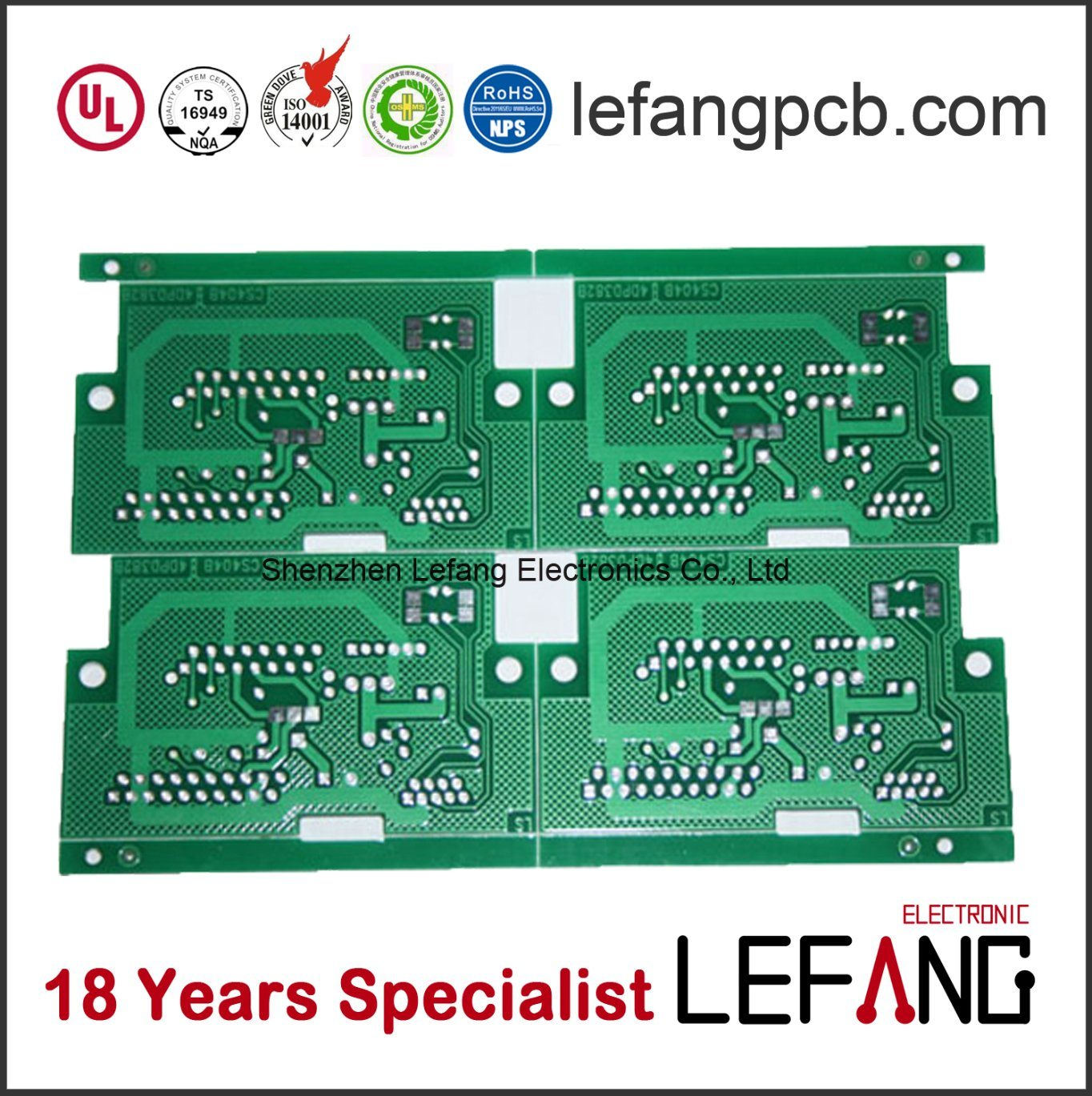 China Fr 4 Printed Circuit Board Pcb For Vehicle Key Control Layer Boardpcb Supplier Assembly