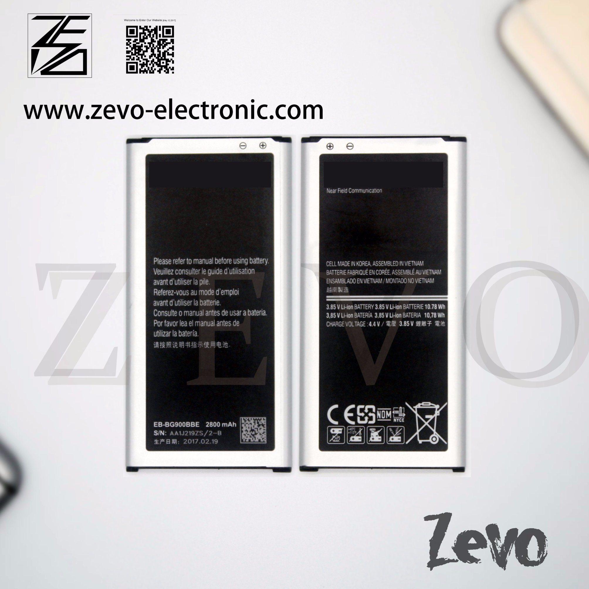 China Original Mobiel Phone Battery For Samsung Galaxy S5 I9600 Sm Note 2 3600mah 900 Eb Bg900bbu Bg900bbc 2800mah Mobile