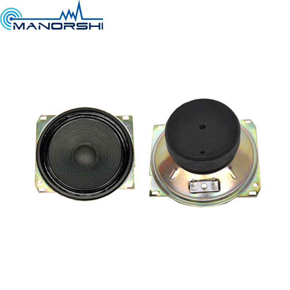 China Paper Cone 102mm Waterproof Speaker 4inch 8ohm 10w Mini Audio Amplifier Components Parts