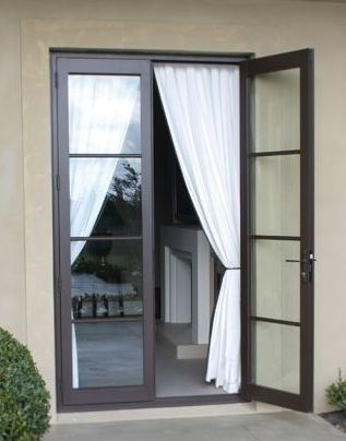 China Double Glazing Aluminum French Door Ys 55 China Casement