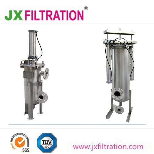 China Stainless Steel Scraper Self-Cleaning Filters for